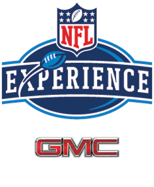 NFL Experience driven by GMC