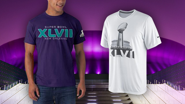 Super Bowl 47 Gear