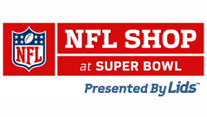 NFL Shop at Super Bowl presented by Lids