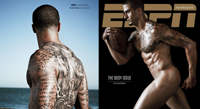 Topless Naked Nfl Football Images