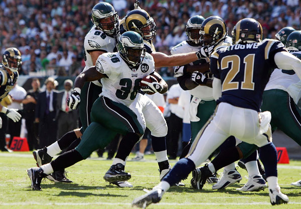 [Week 1] St. Louis Rams vs Philadelphia Eagles