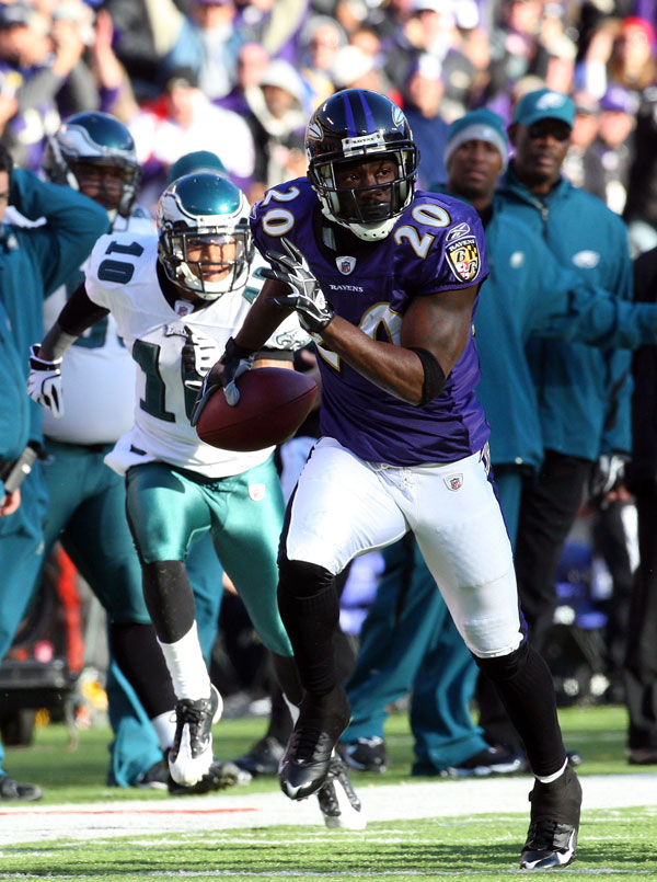[Week 12] Philadelphia Eagles vs Baltimore Ravens
