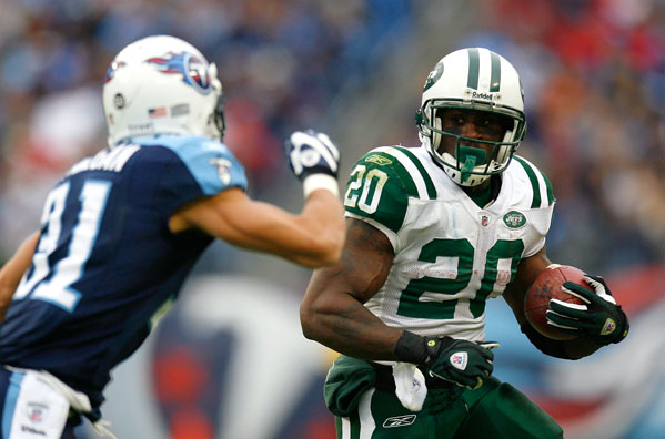 [Week 12] New York Jets vs Tennessee Titans
