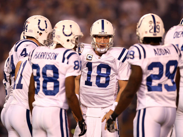 [Week 12] Indianapolis Colts vs San Diego Chargers