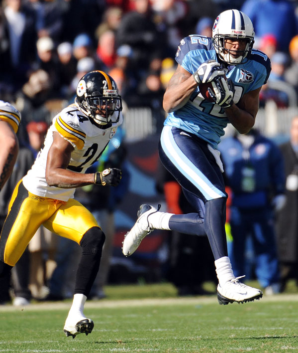 [Week 16] Pittsburgh Steelers vs Tennessee Titans