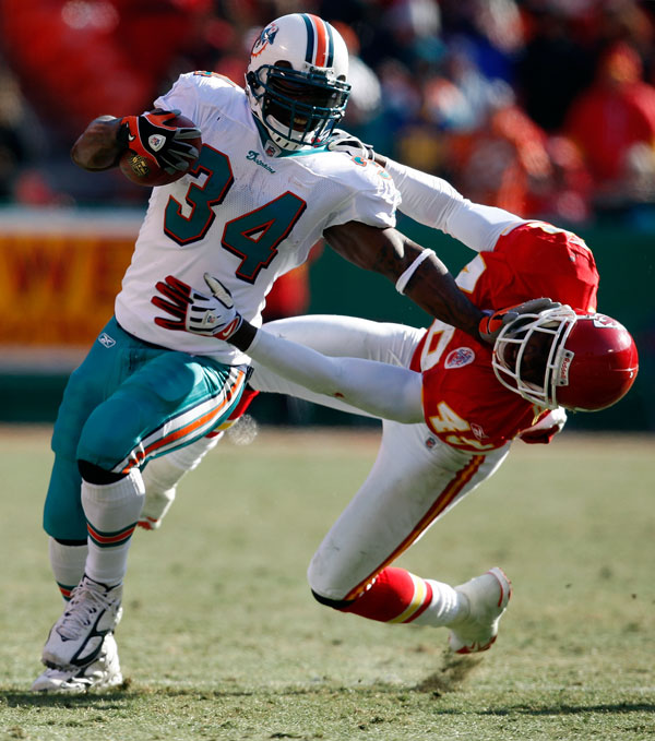 [Week 16] Miami Dolphins vs Kansas City Chiefs