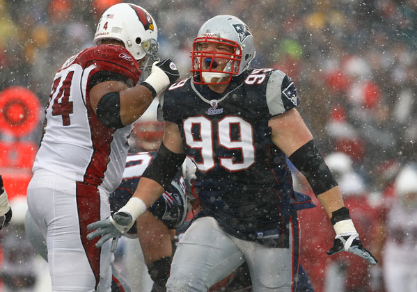 [Week 16]  Arizona Cardinals vs New England Patriots