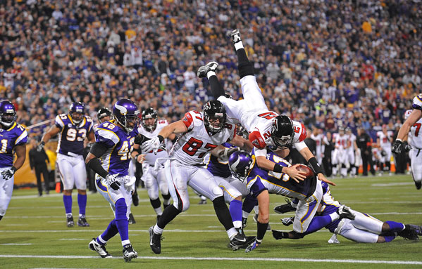 [Week 16] Atlanta Falcons vs Minnesota Vikings