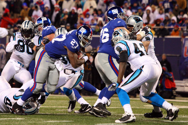 [Week 16] Carolina Panthers vs New York Giants
