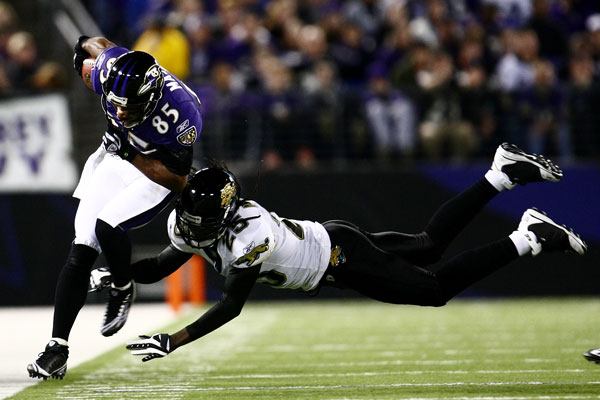 [Week 17] Jacksonville Jaguars vs Baltimore Ravens