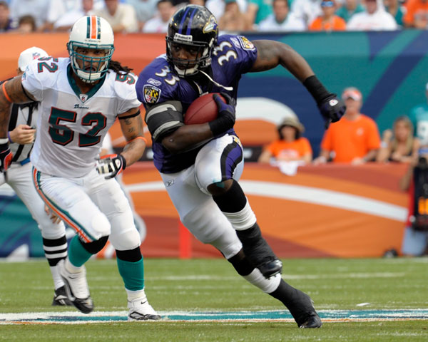 [Wild Card] Baltimore Ravens vs Miami Dolphins