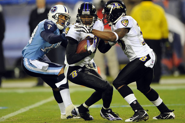 [Divisional] Baltimore Ravens vs Tennessee Titans
