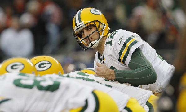 The Packers have been finding ways to control the game