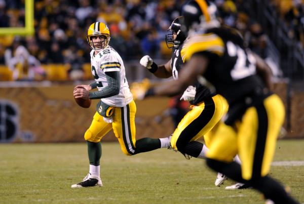 Packers are still in good position for a run