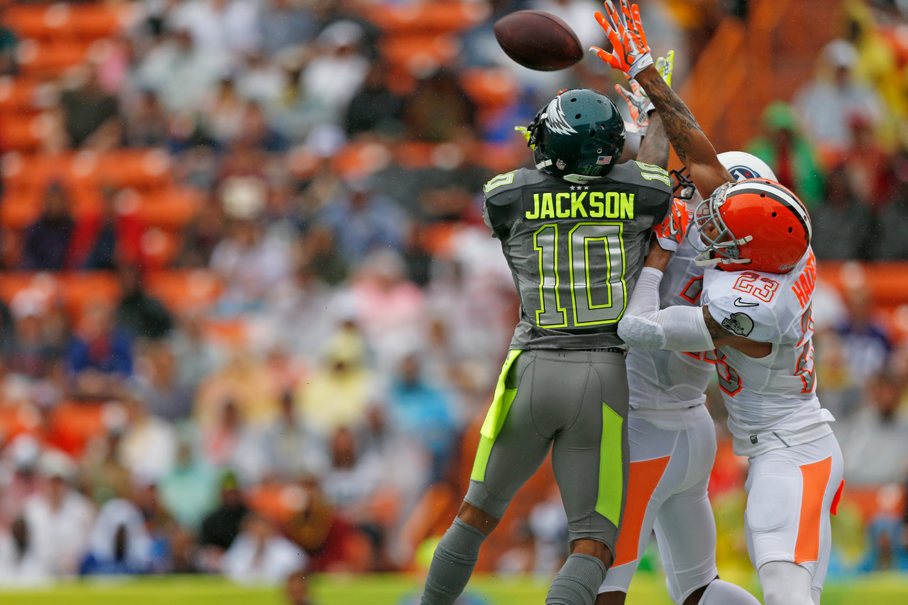 The 2015 Pro Bowl Uniforms Are Finally Revealed › Uni Watch