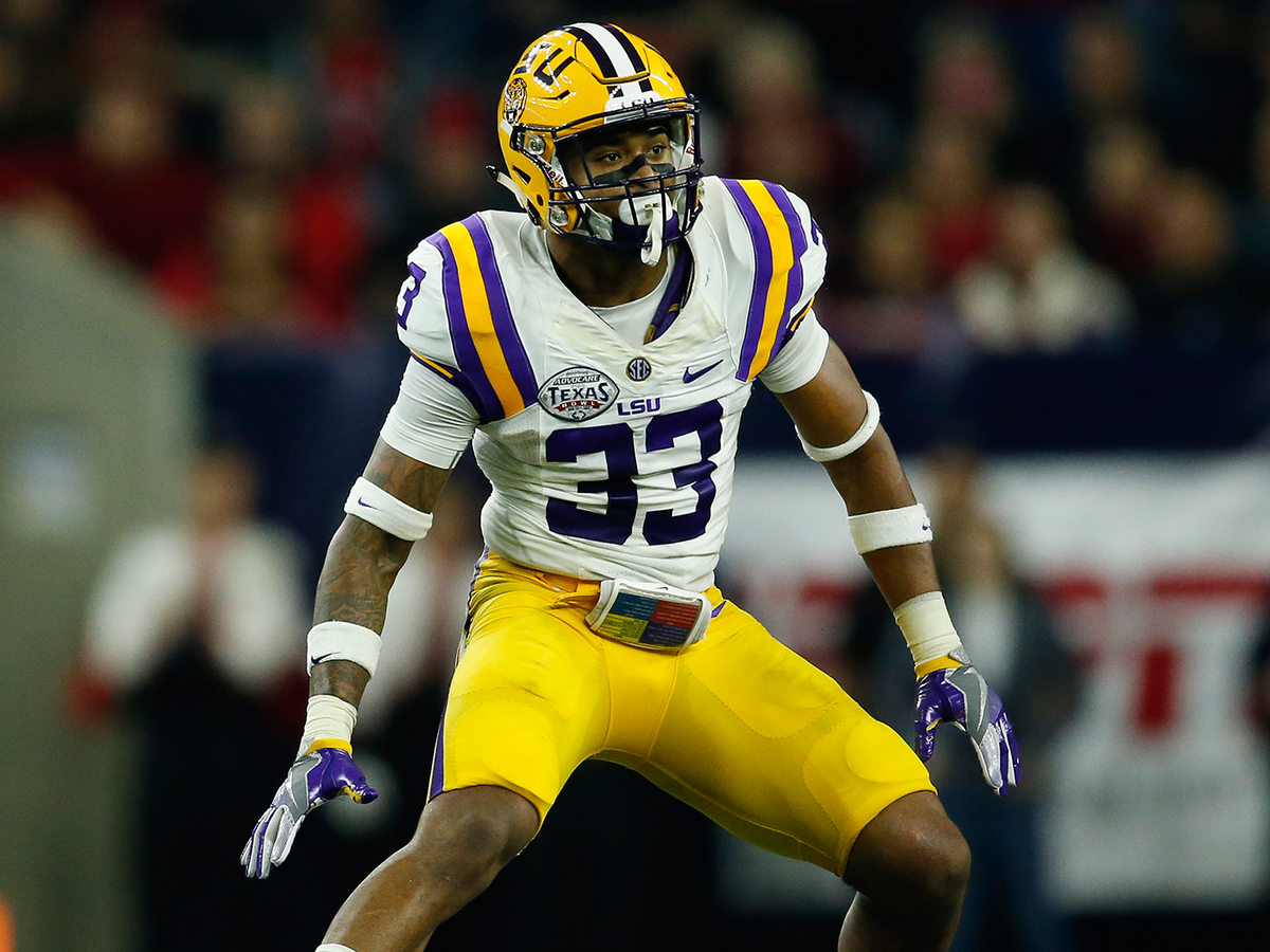 reputable site 9ed6f 776fa First Look: Scouting LSU safety Jamal Adams - NFL.com
