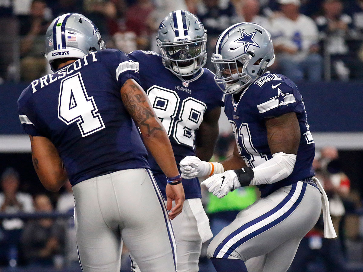 reputable site 7fd9a 1470a Cowboys will wear navy jerseys at home more often - NFL.com