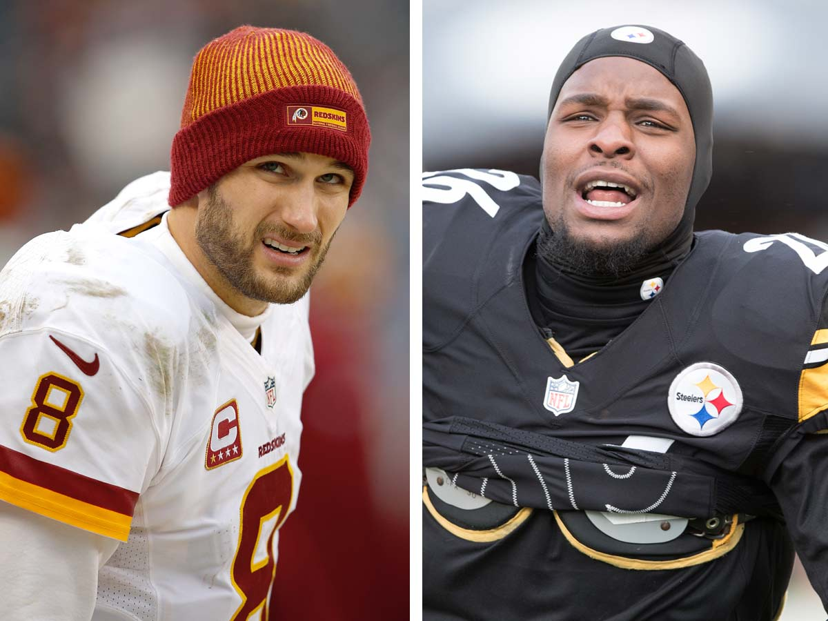 Kirk Cousins fully exploited franchise tag