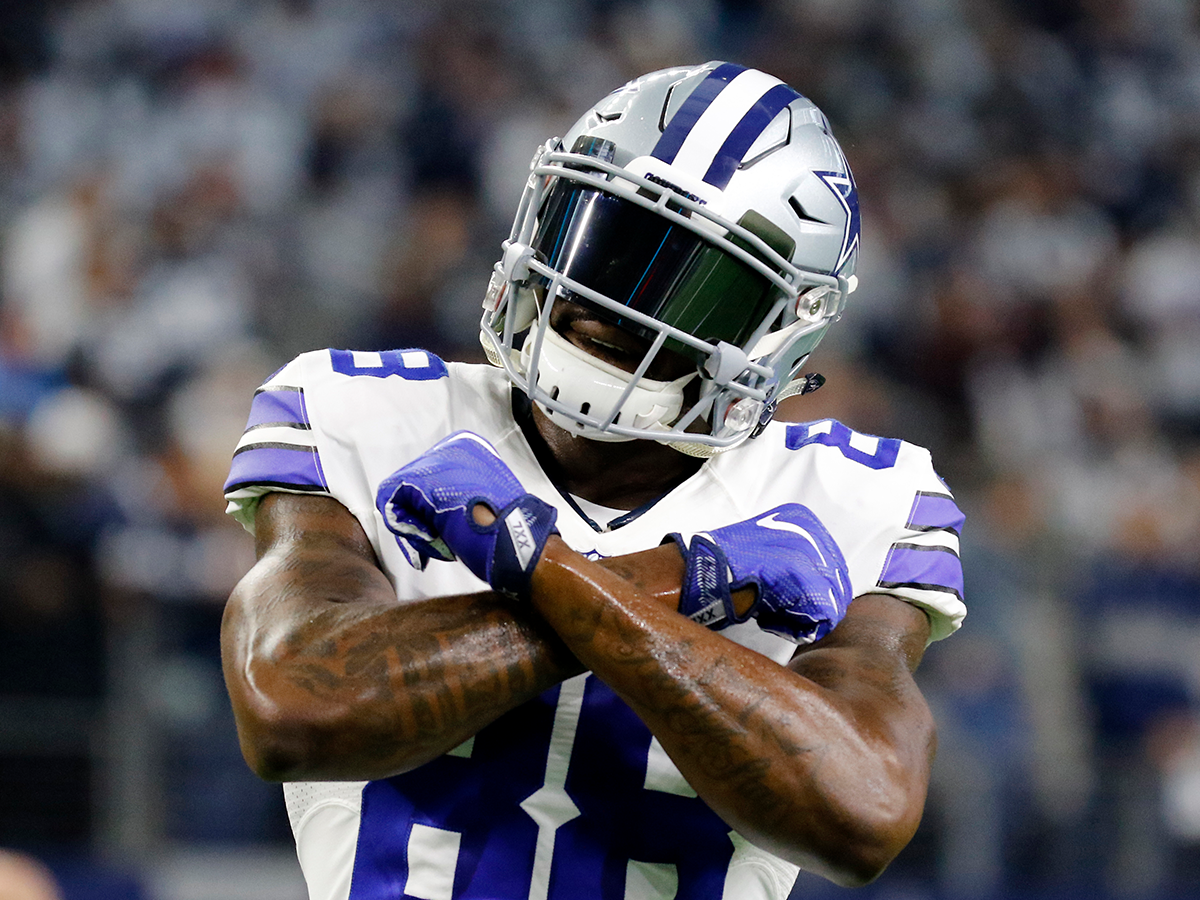 Inspired By Dez Bryant Cowboys Fan Loses 400 Pounds Nfl Com