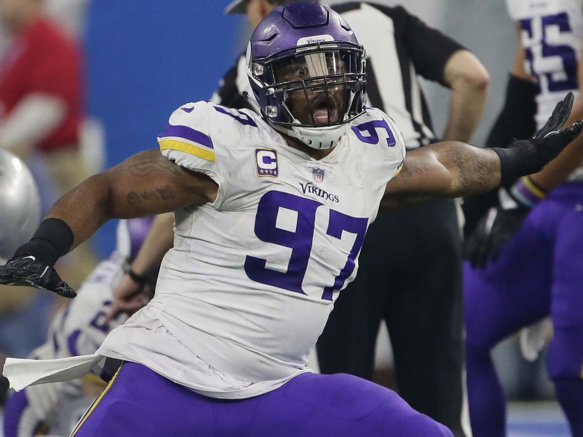 1b784e68 Everson Griffen watched son's birth on FaceTime - NFL.com