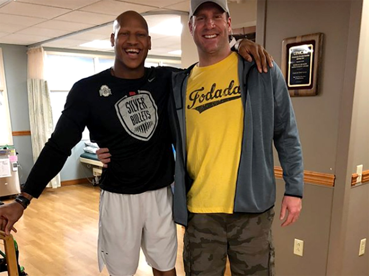 Ryan Shazier discharged from UPMC rehab institute - NFL com