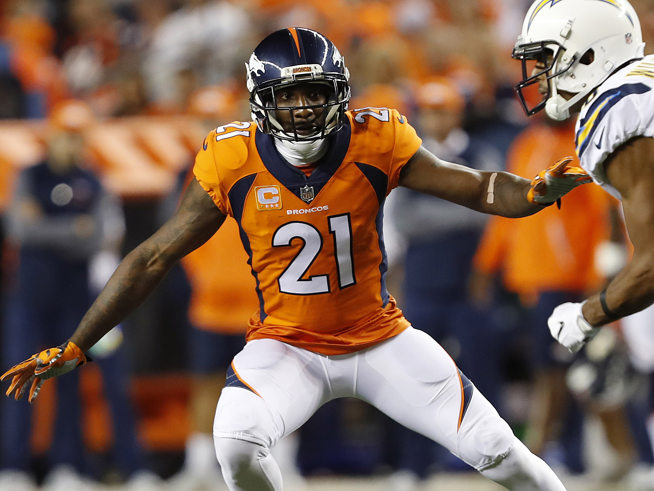 42e07f4a Aqib Talib excited to join Marcus Peters, L.A. Rams - NFL.com