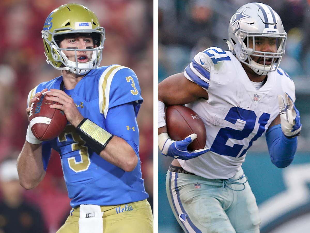 cd6668f4 Josh Rosen the best QB in 2018 draft; Don't count out Cowboys - NFL.com