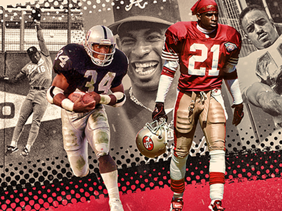 The 3 Best NFL & MLB Players of All Time - NFL com