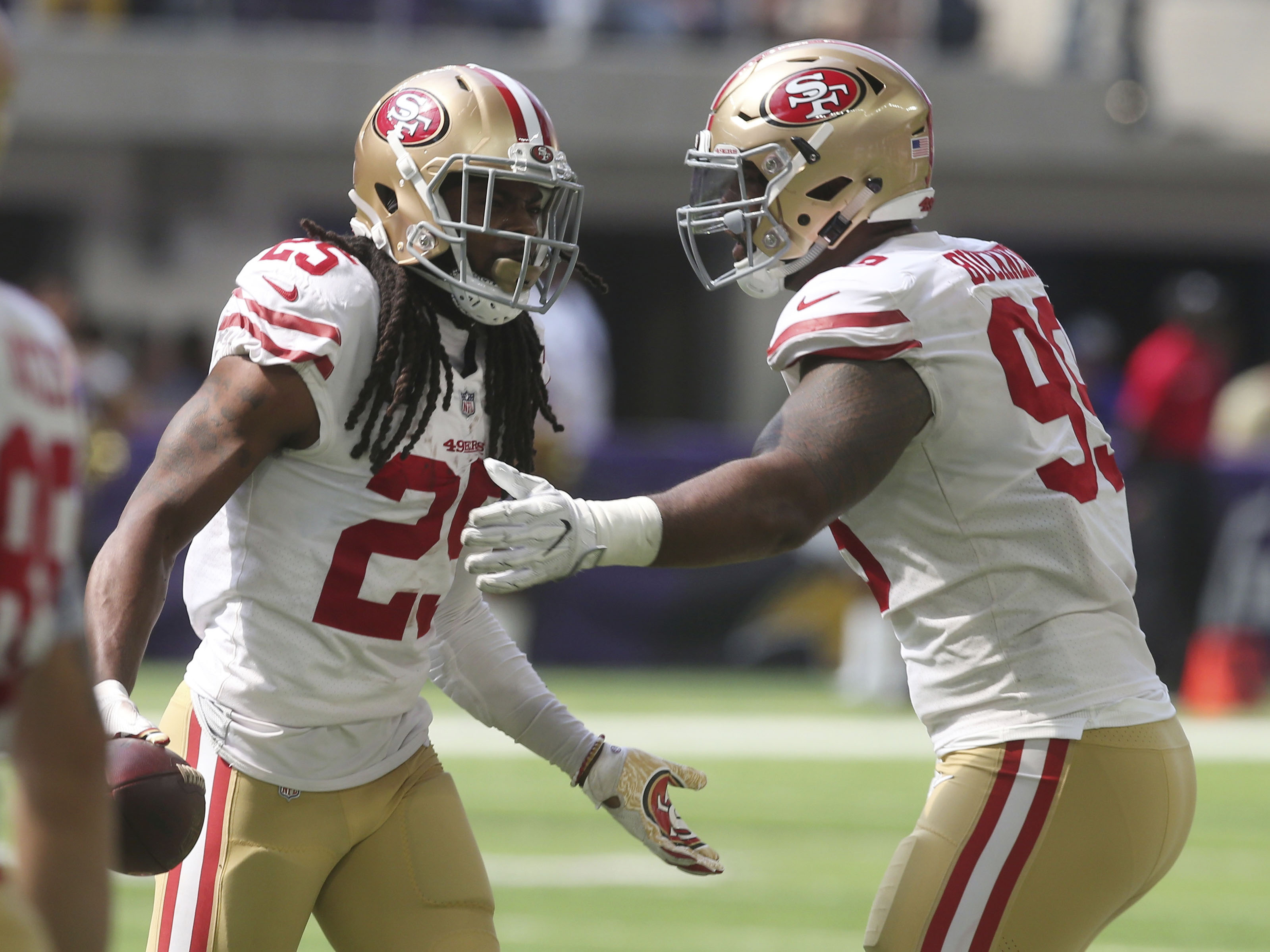 official photos 7c1bc 5316c Niners remind Richard Sherman of 'Legion of Boom' - NFL.com