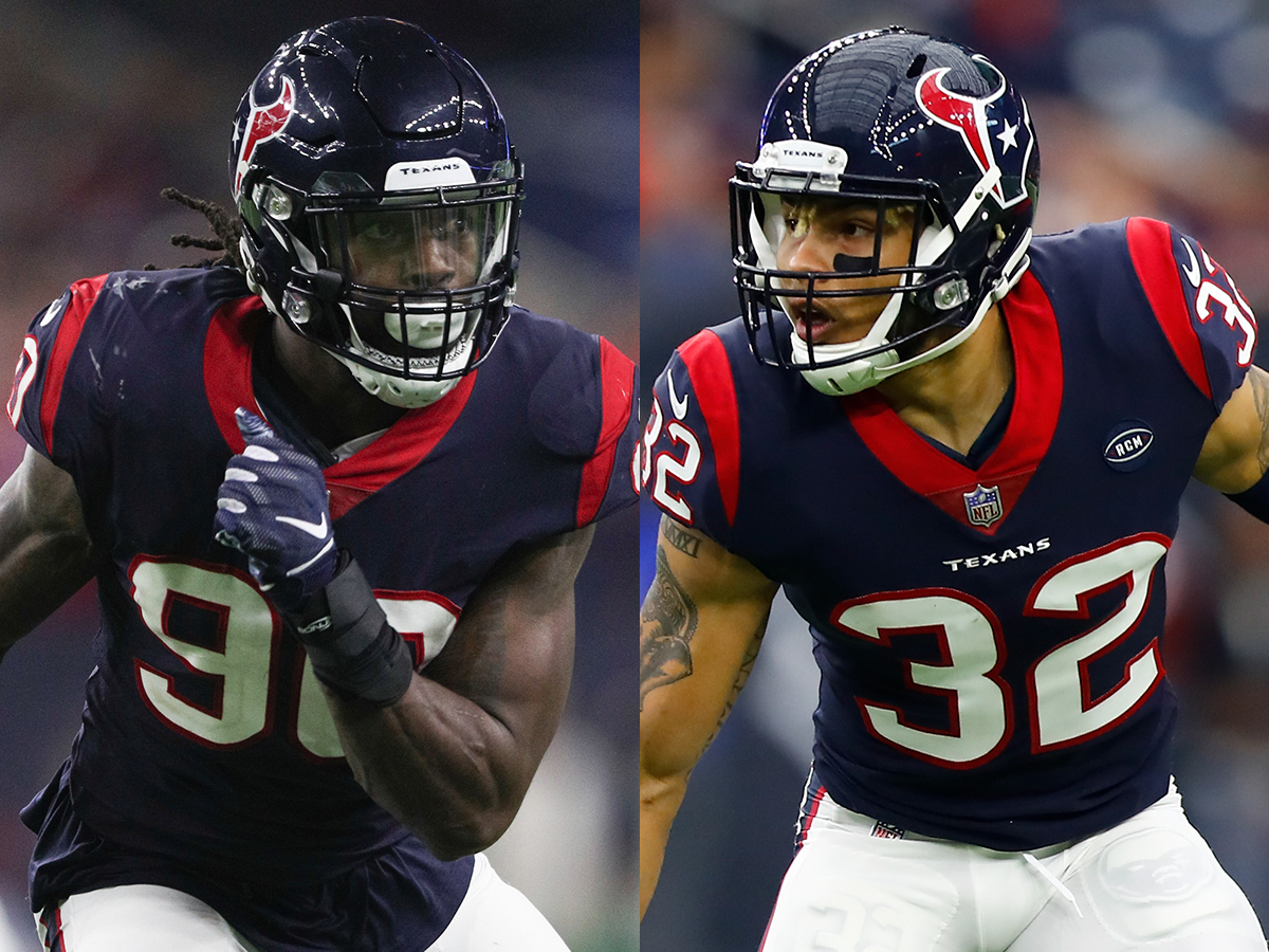 brand new bfb2b bbbf1 Texans aim to extend Clowney, Mathieu contracts - NFL.com