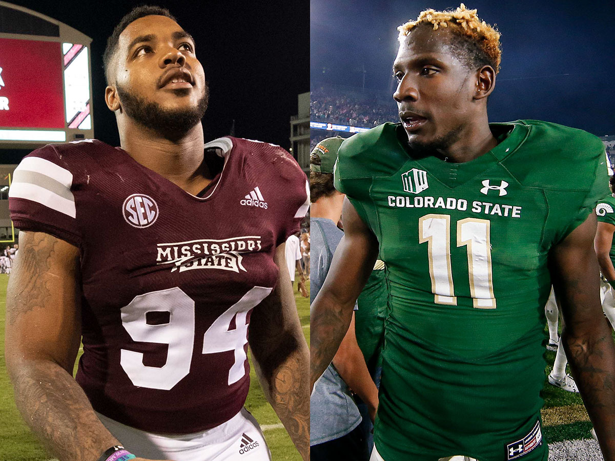 purchase cheap 13caa 86bfe Jeffery Simmons, Preston Williams not invited to combine ...