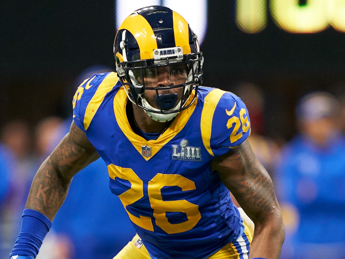 factory authentic 1e5d8 4f360 Steelers signing linebacker Mark Barron to 2-year deal - NFL.com