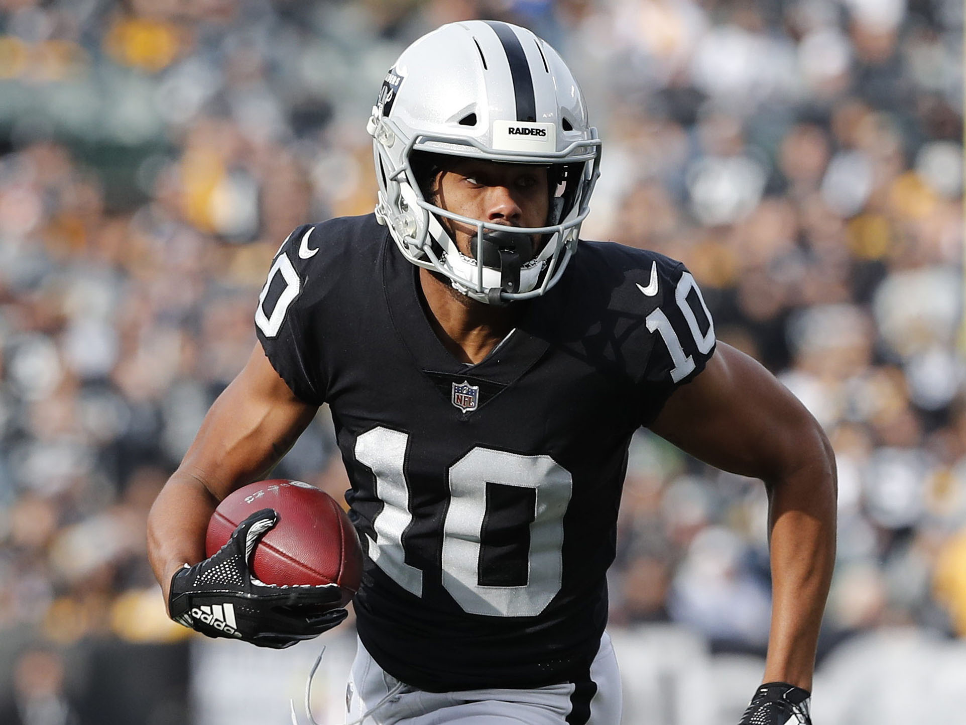 pretty nice 21be6 b47a2 Roundup: Raiders release Seth Roberts after 4 seasons - NFL.com