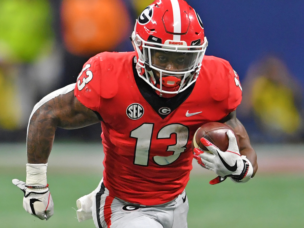 sneakers for cheap 52f63 8cf09 Chad Reuter 2019 seven-round NFL mock draft: Round 7 - NFL.com