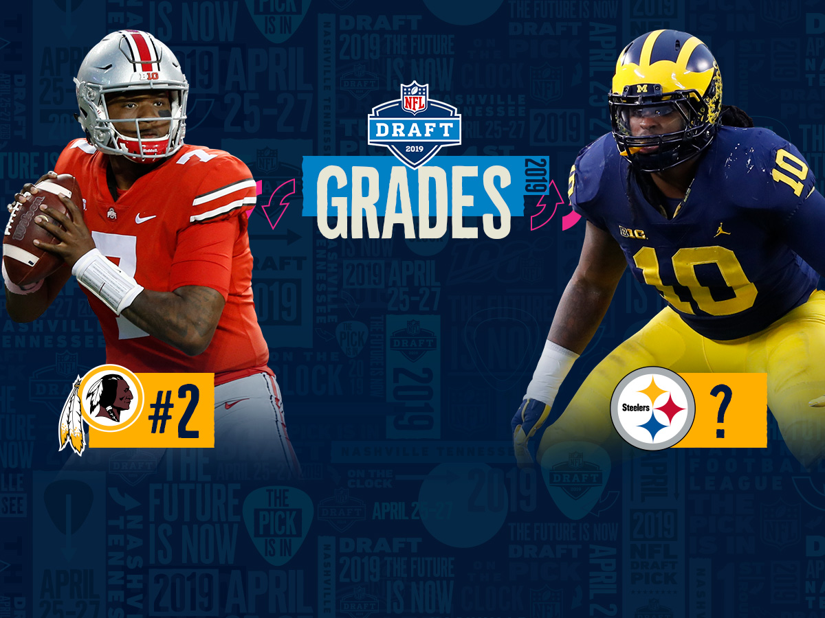 0e0e43a8 2019 NFL Draft class rankings: Cardinals, Redskins, Titans thrive ...