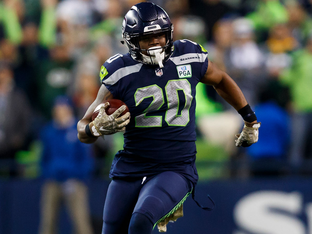 new concept bfb90 bdd34 Grown-up' Rashaad Penny looks to shine in 2nd year - NFL.com