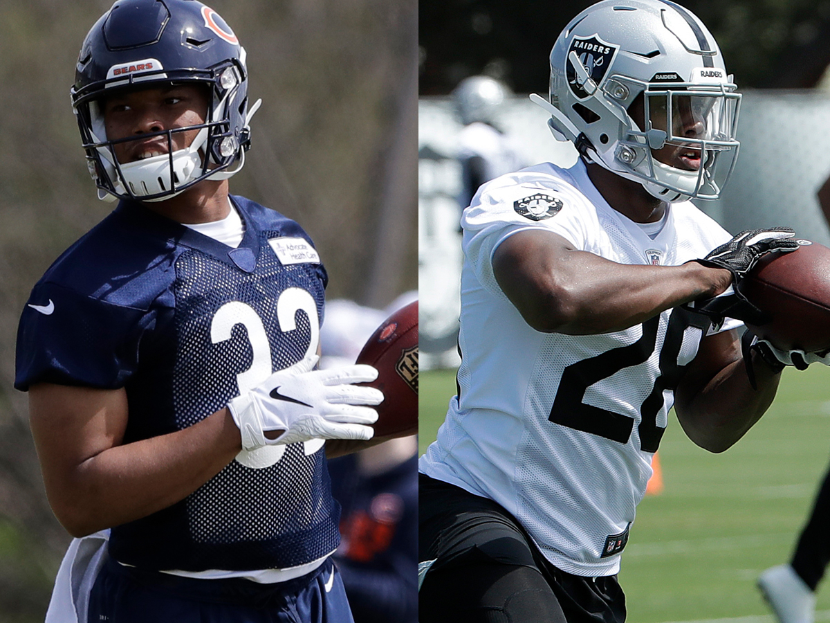 2019 Nfl Season Projecting The Top Five Rookie Running