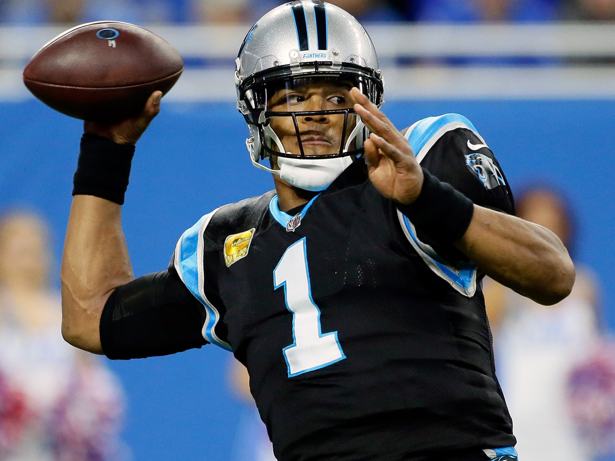 c2338127 All or Nothing' featuring Carolina Panthers: 5 storylines to watch ...
