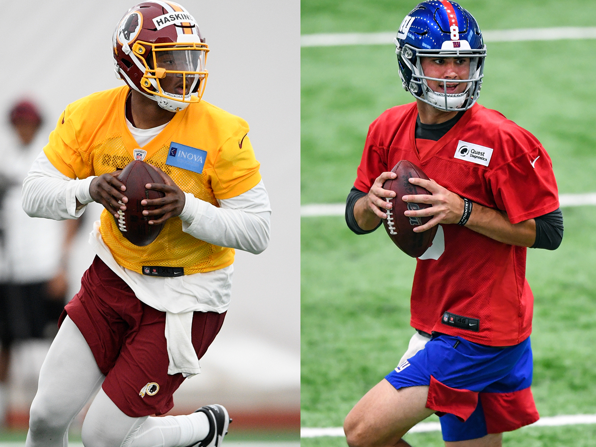 4037e52f NFC East training camp preview: Key players, battles to watch - NFL.com