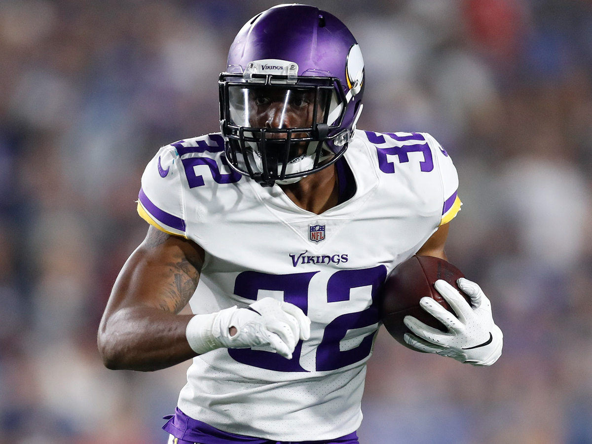 best service ac425 d7d43 Vikings RB Roc Thomas suspended three games - NFL.com