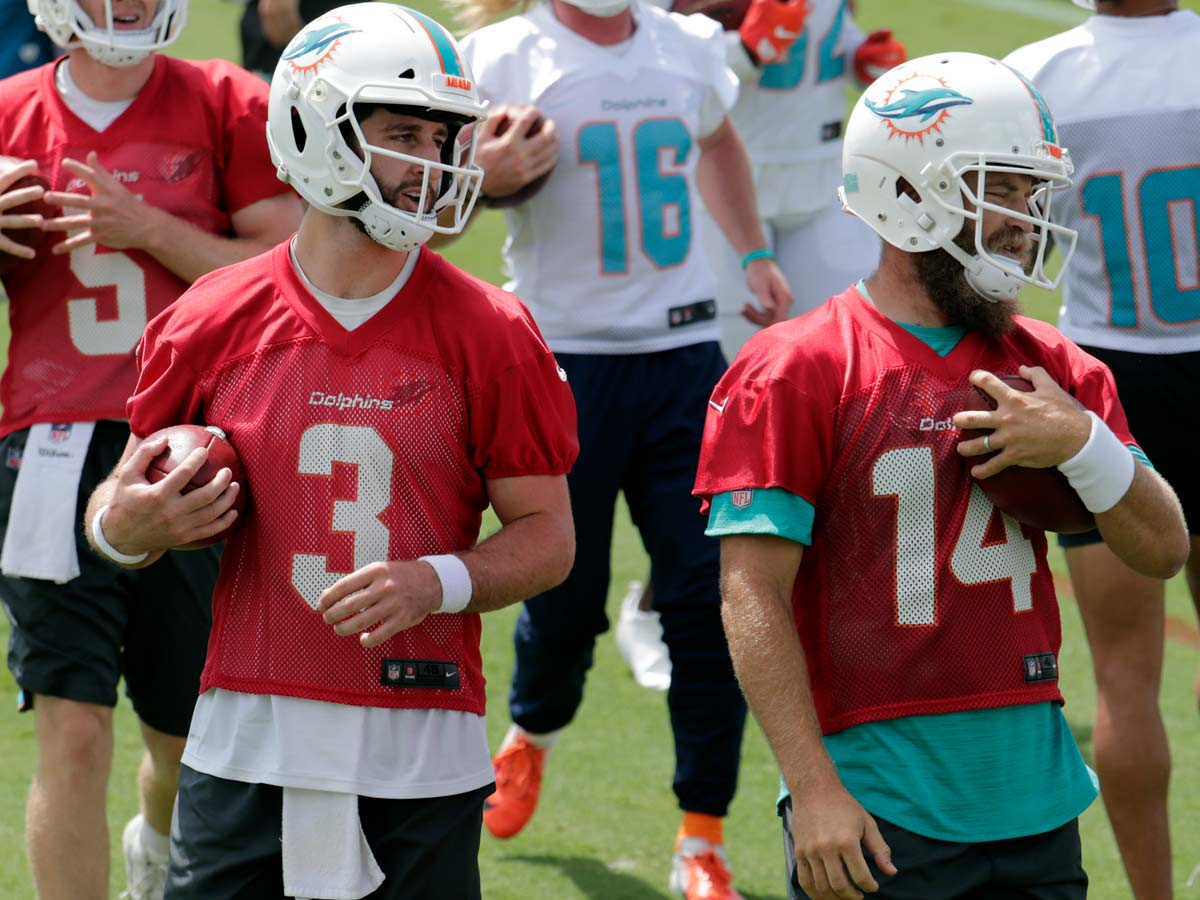 7c9cfbcd State of the Franchise: Miami can rise on D, but what about QB ...