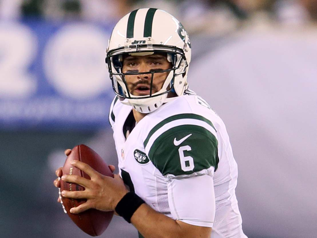 sneakers for cheap a1c44 f9ecc Mark Sanchez retiring from NFL after 10 seasons - NFL.com
