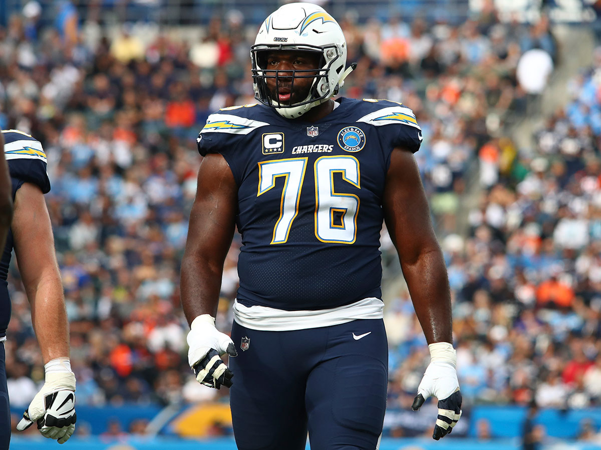 buy popular eb235 cdf67 Russell Okung not ready for camp due to medical issue - NFL.com