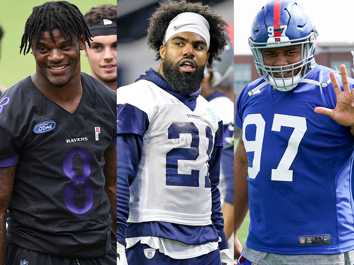Nfl Training Camp Winnerslosers Seven Rookies Creating A