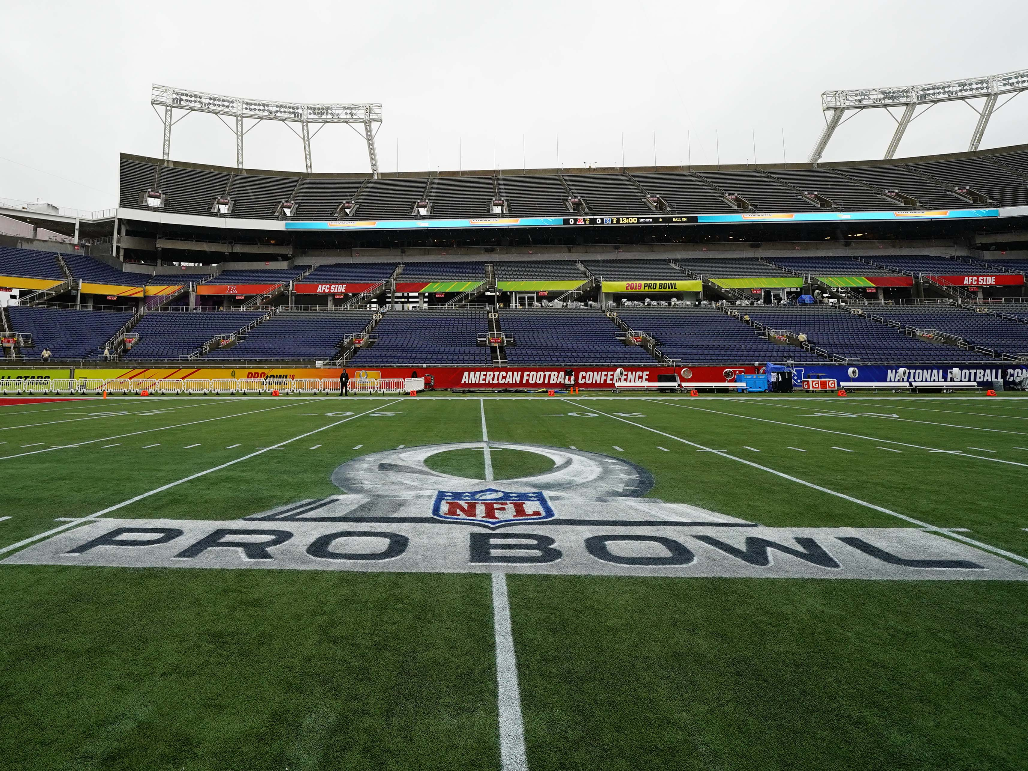 Pro Bowl 2020 Schedule 20 Pro Bowl returns to Orlando for fourth straight year   NFL.com