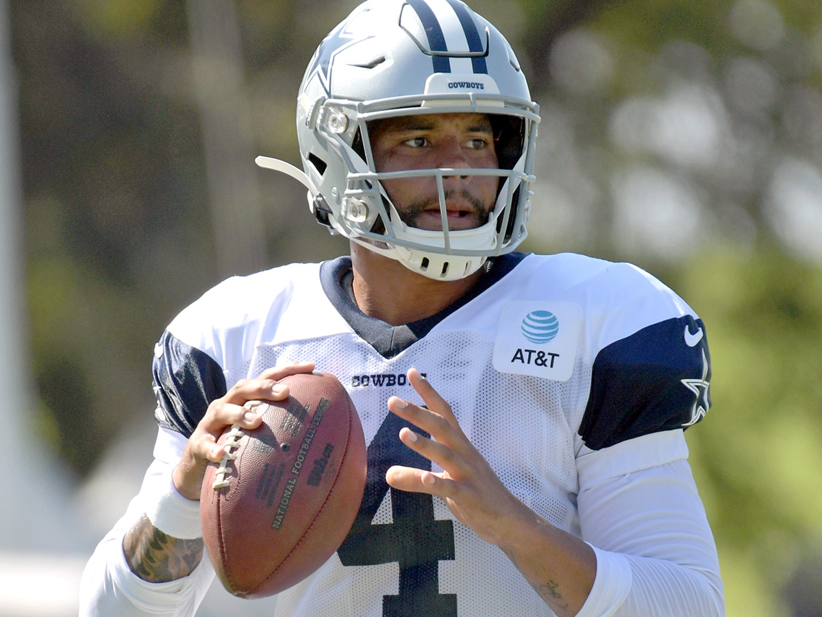 Top Rookie Quarterbacks 2020.Top 25 Free Agents In 2020 Two Quarterbacks Lead Way For Now