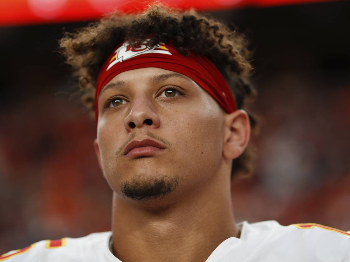 Image result for patrick mahomes face