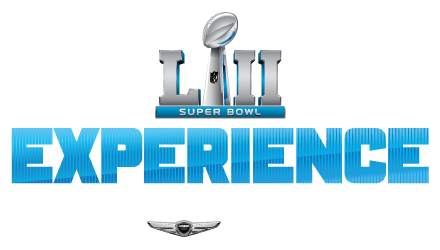 SB52 Experience presented by Genesis Logo