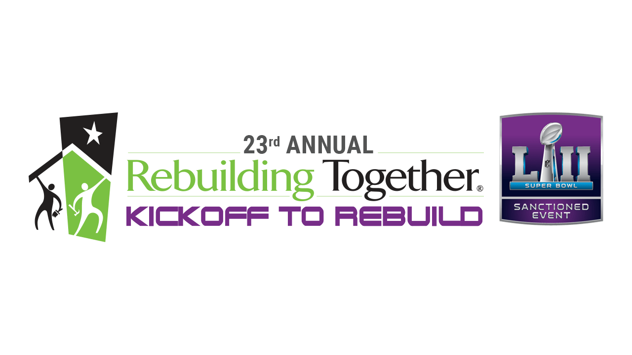 23rd Annual NFL to Rebuild