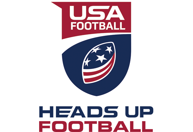 Heads Up Football Logo
